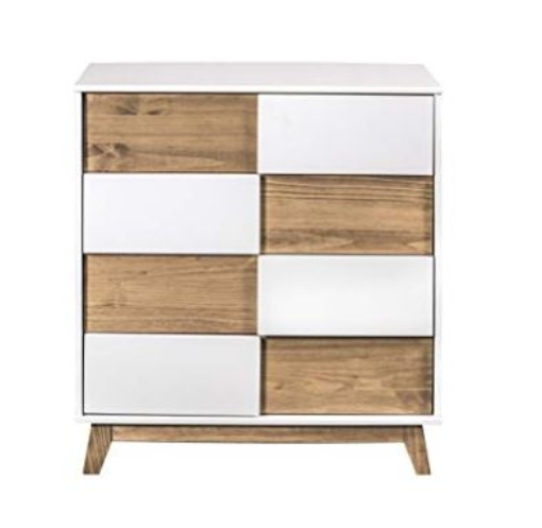 Four drawer dresser large