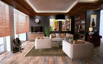 Lighting design for homes