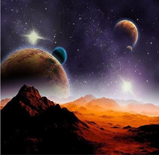 solar system wallpape