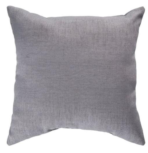 Bedroom pillow accessories in grey
