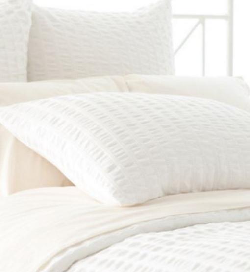 Tidal White Bedding