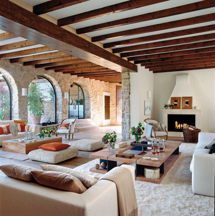 Spanish Interior Design Style